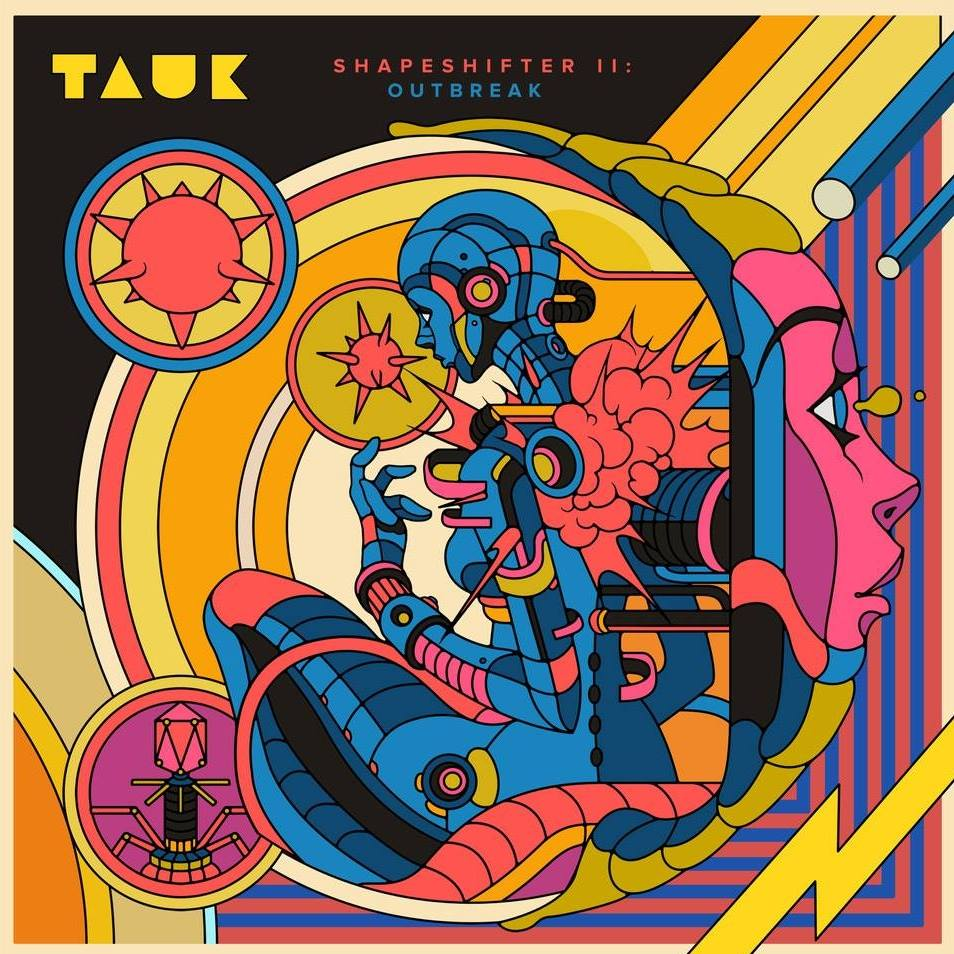 Camp Bisco Series: TAUK [INTERVIEW]