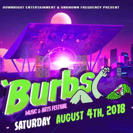 Burbs Music & Arts Festival: Escape for a Day