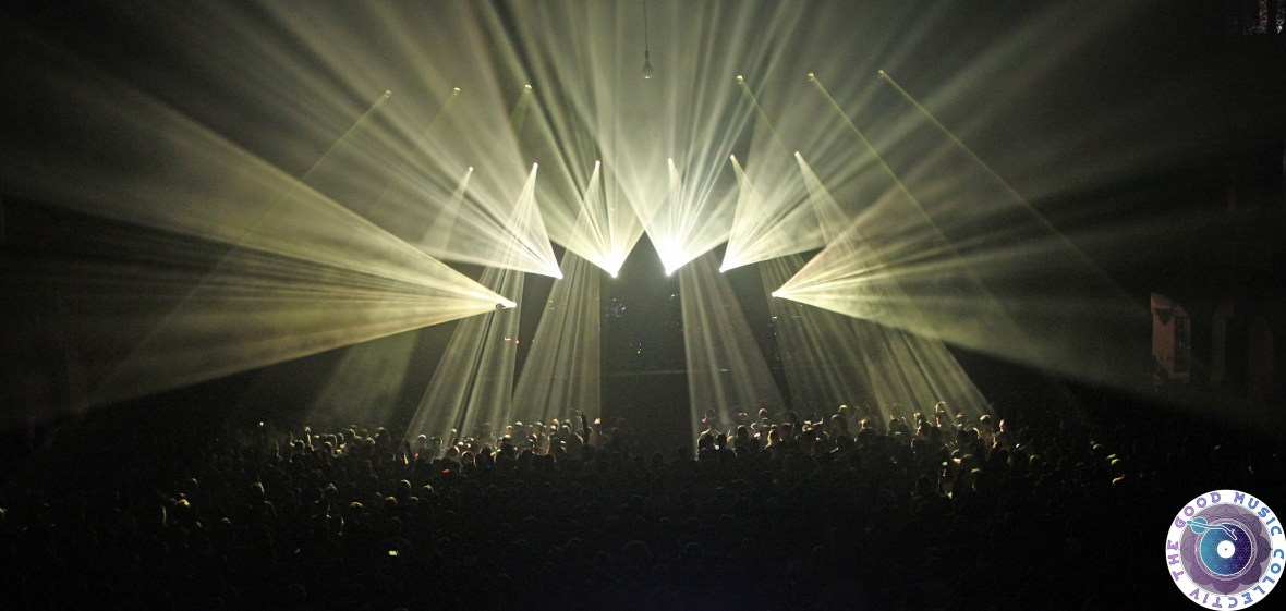 Umphrey's McGee at The Big Weekend (10/6) [REVIEW]