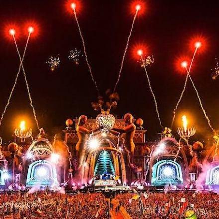 EDC Las Vegas Drops Incredible Stage Lineups