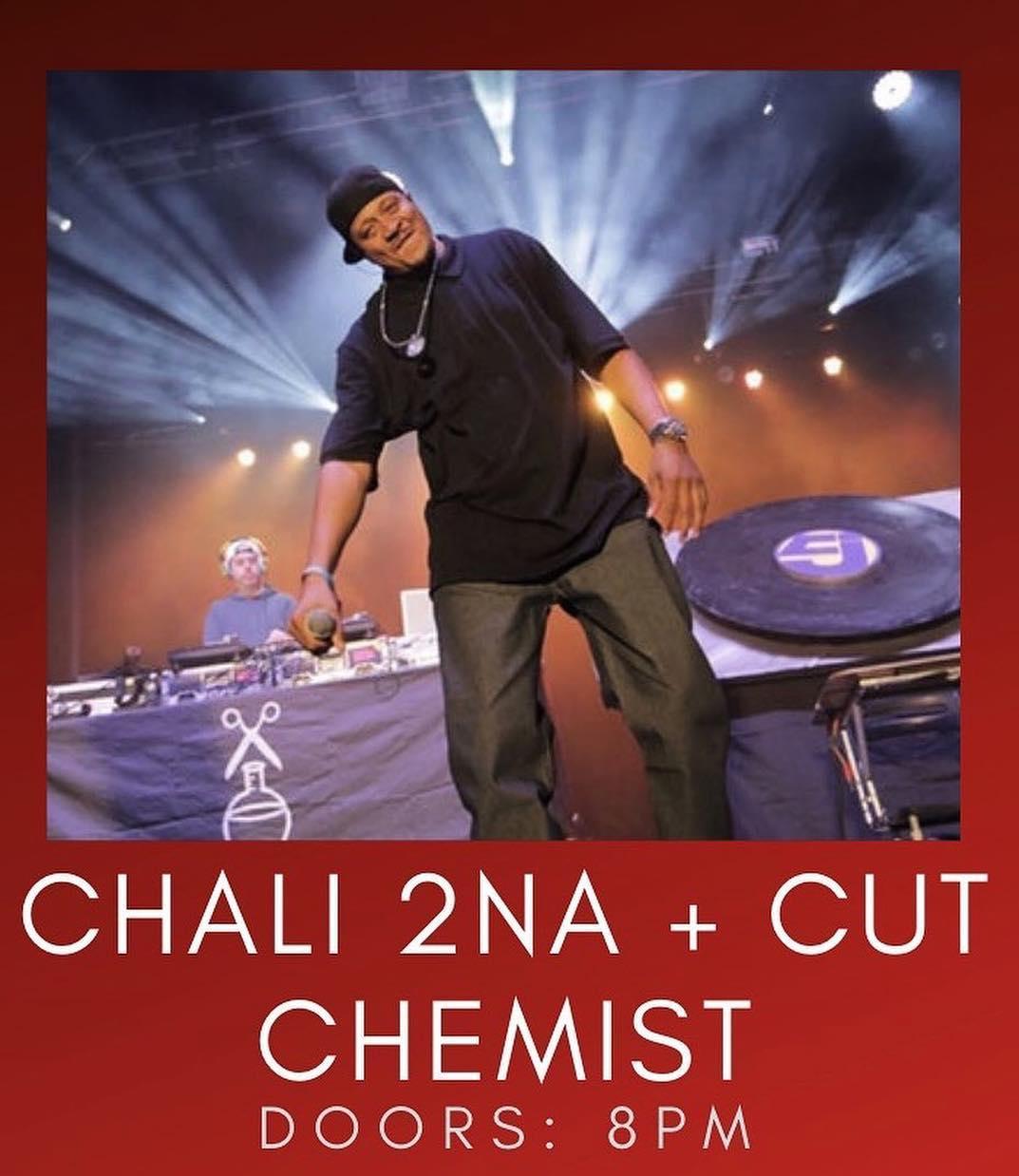 Chali 2na [INTERVIEW]