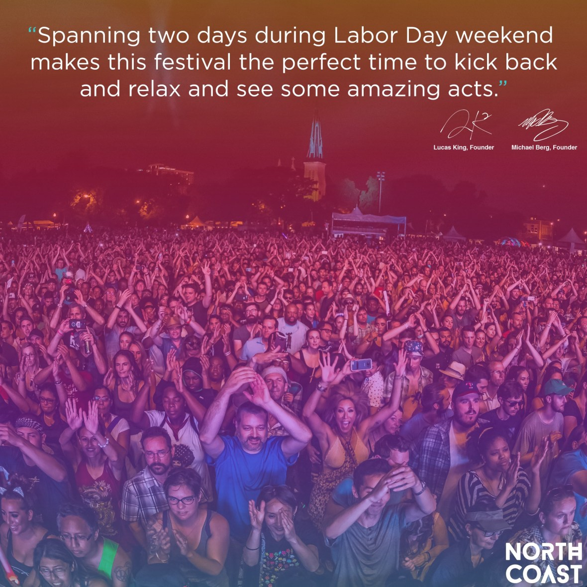 North Coast Music Festival Celebrates 10 Year Anniversary at Northerly Island
