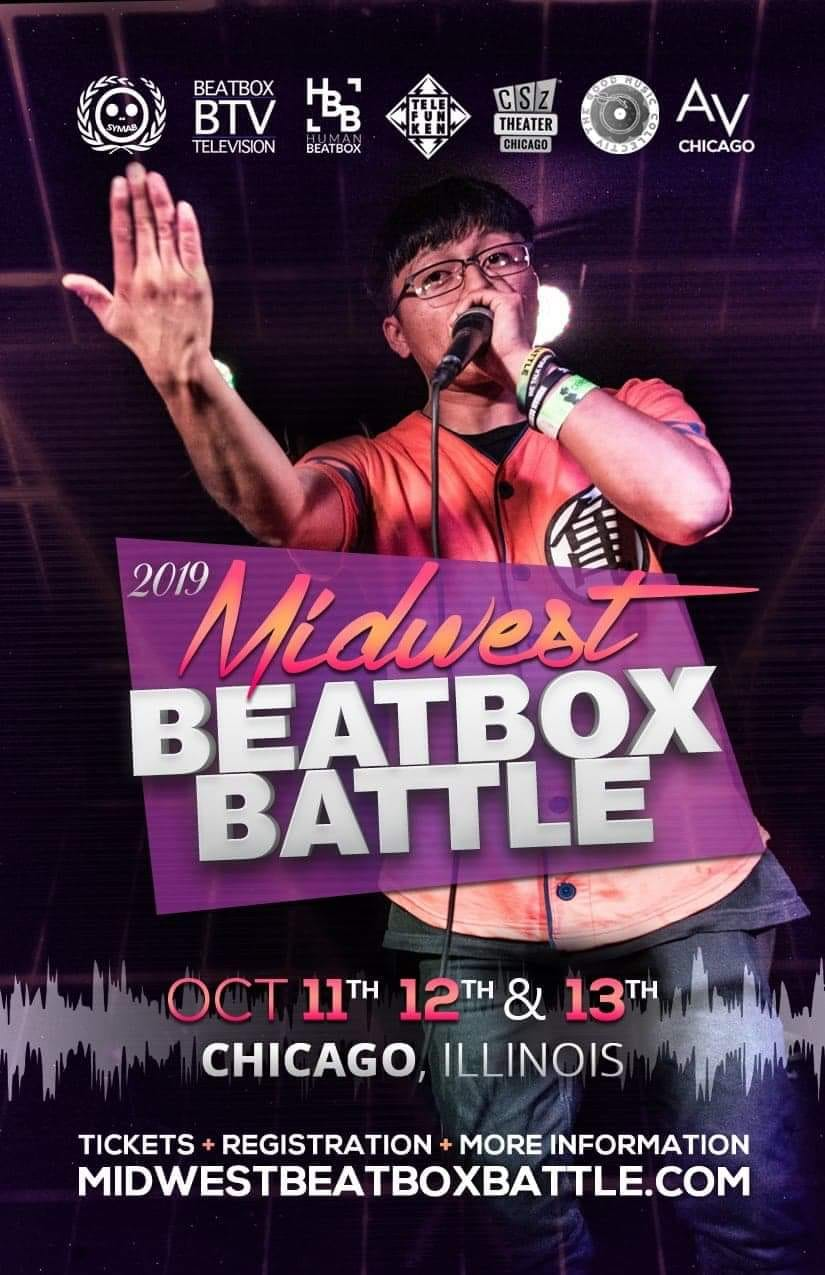 Midwest Beatbox Battle 2019 [PREVIEW]