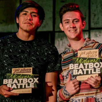 Midwest Beatbox Battle 2019 [PHOTOS]