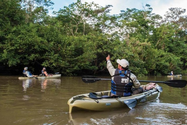 Kayak The Amazon, South America