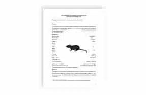 a24 rat trap humane evaluation document