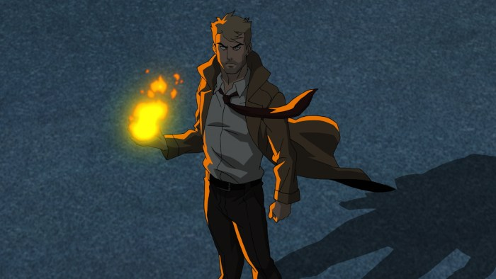 Justice League Dark - Constantine
