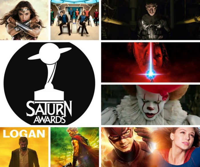 44th Annual Saturn Awards by Good Nerd Bad Nerd