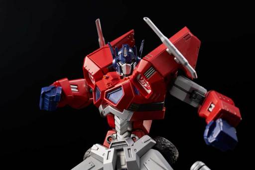 Flame Toys Optimus Prime Pic 1