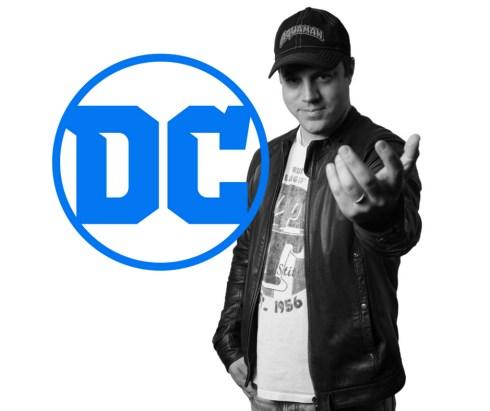 Geoff Johns DC
