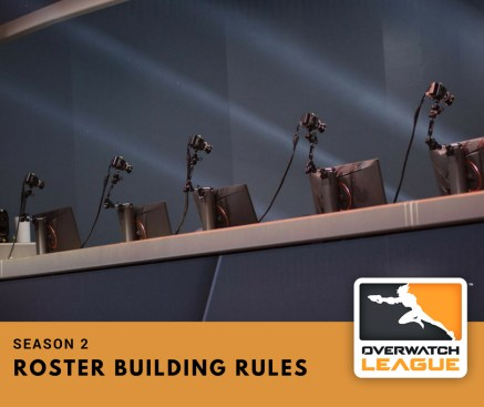 Overwatch League Roster Building