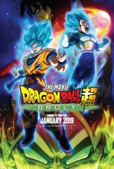DBS Broly Movie Poster