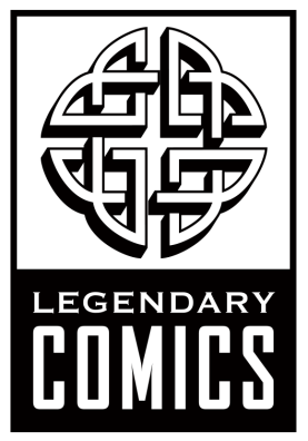 Legendary Comics Logo
