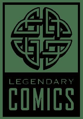 Legendary Comics Logo