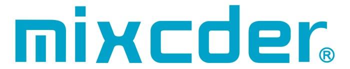 Mixcder Logo