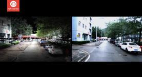 RoboSense RS-IPLS - Image v. Outside