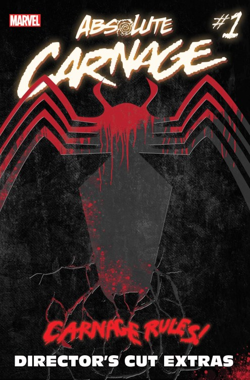 Absolute Carnage #1_Director's Cut Cover