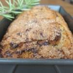 rosemary & olive oil cake