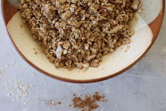 fig cluster granola - 4