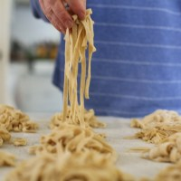 pasta dough without eggs