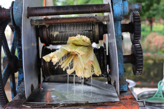india - sugarcane juice - 1