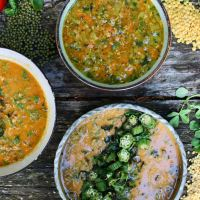 favourite rasam recipe - three ways