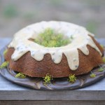 lemon poppy seed cake (vegan)