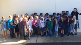 100 day of school at Rose Drive.