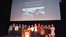 I Have a Dream speech contest at YLHS.