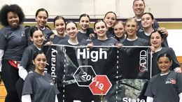 Esperanza High Dance Contest 3-26-19