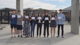 VHS NAtional Merit scholars.