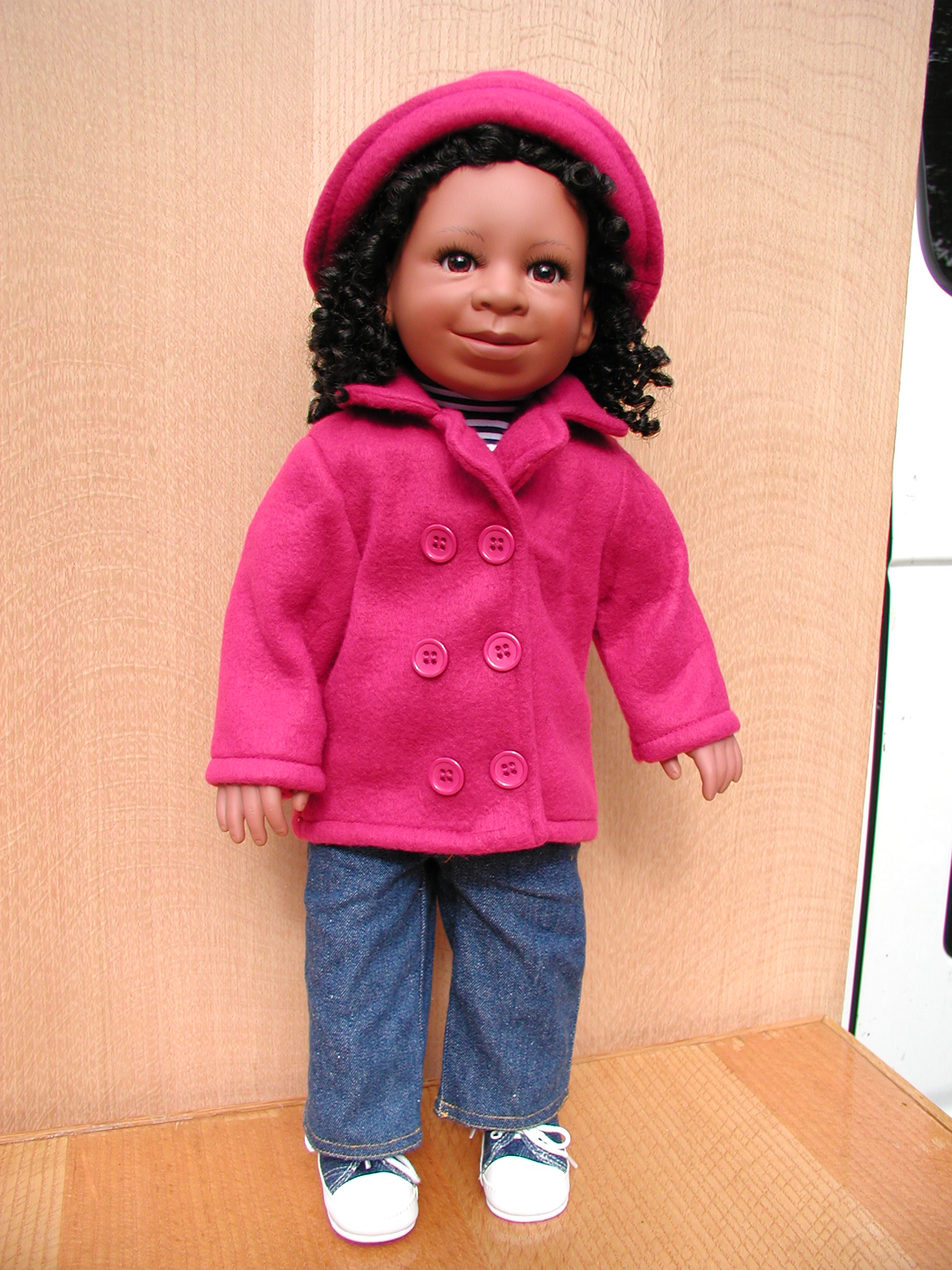 Deborah Fall Outfit