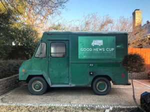 Good News Cup - DFW coffee truck
