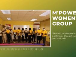 M-powered women