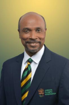JOA President Christopher Samuda