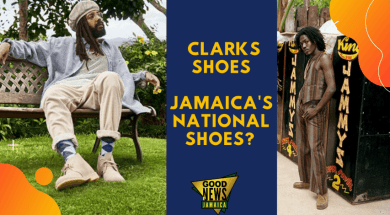 Clarks Shoes in Jamaica