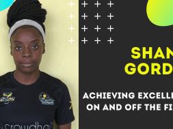 Shanae Gordon Achieving Excellence