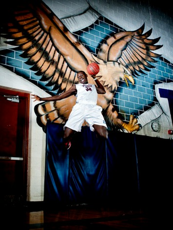 Derek Ogbeide Jump