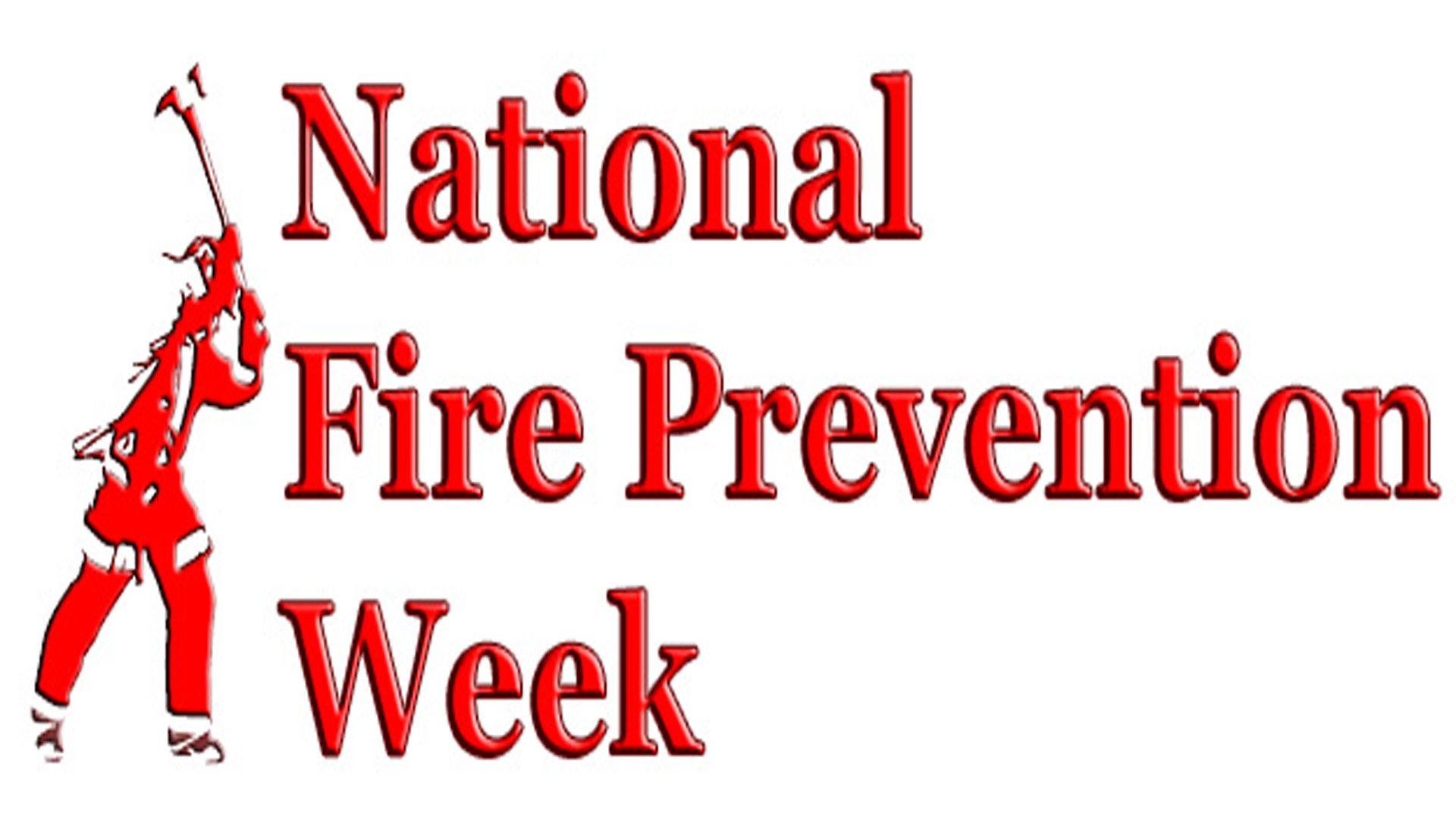 National Fire Prevention Week October 7 To 13