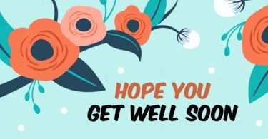 Top Get Well Soon HD Images, Wishes, Pictures and Greetings
