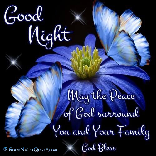 I Love You Good Nite Quotes