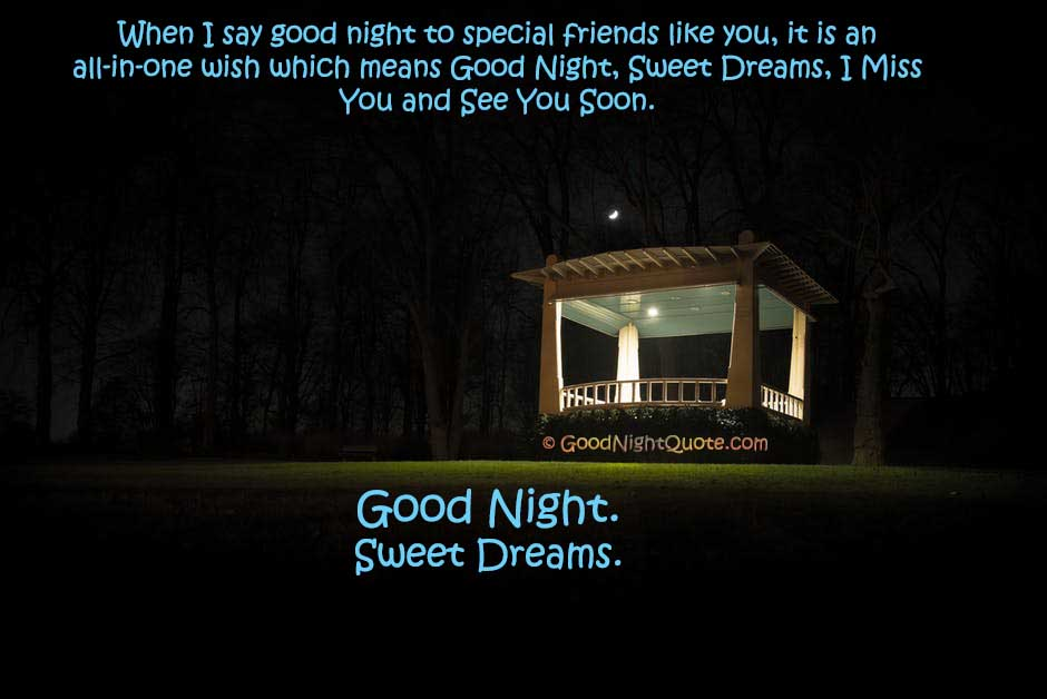 Cute Pictures Say Goodnight