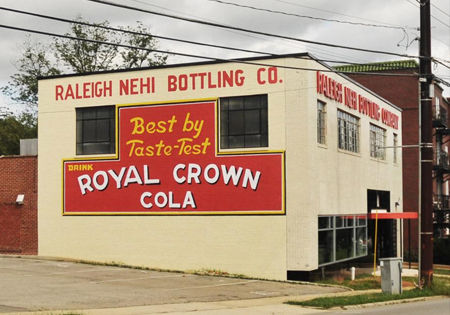 Image result for raleigh nehi bottling company