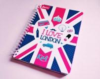 Cuaderno súper cool ♥