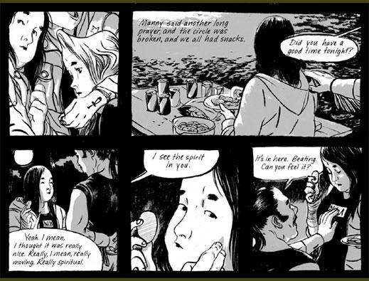 Image result for skim graphic novel