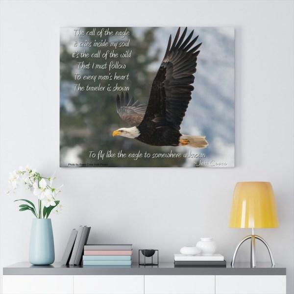 Call Of The Eagle Wrap
