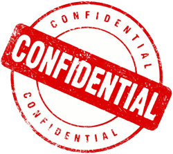 confidential