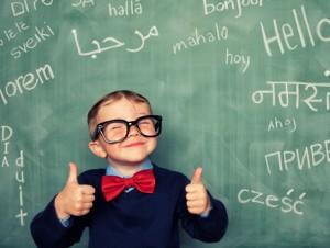 language-kid