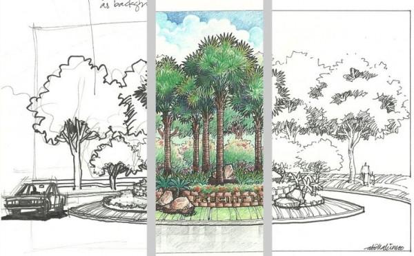 landscape-sketches