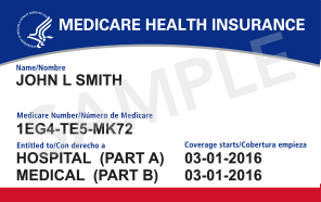 new Medicare Card Medicare Social Security